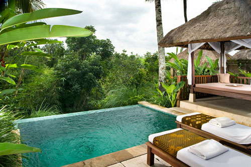 Honeymoon Package at Komaneka