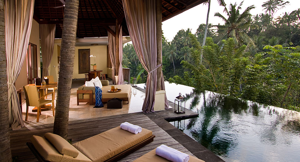 Honeymoon Package At Komaneka Ubud Bali Hotels Resort Spa Accommodation